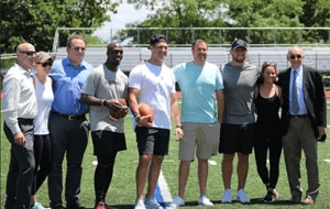 Seton Hall Prep hosts Injury Prevention Camp Featuring Ex-Scarlet Knights